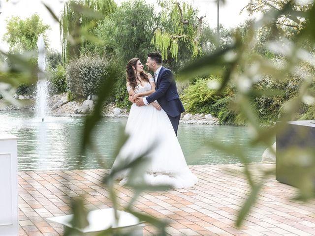 Il matrimonio di Denny e Nunzia a Carpino, Foggia 36