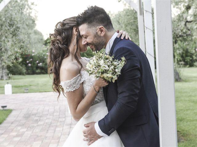 Il matrimonio di Denny e Nunzia a Carpino, Foggia 37