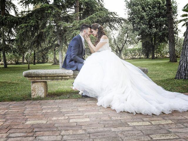 Il matrimonio di Denny e Nunzia a Carpino, Foggia 38