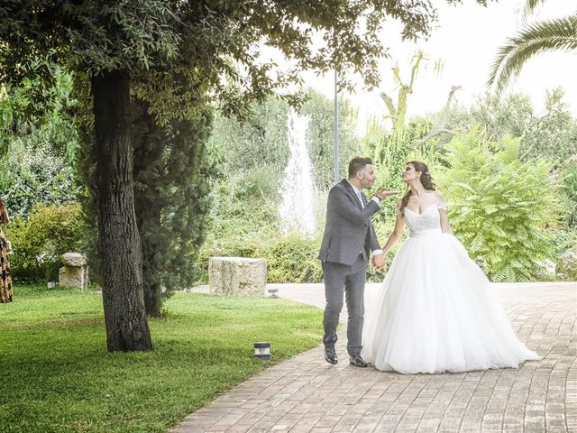 Il matrimonio di Denny e Nunzia a Carpino, Foggia 39