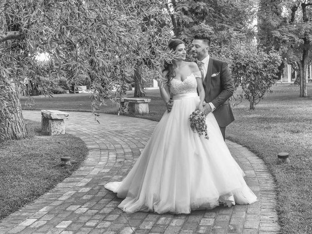 Il matrimonio di Denny e Nunzia a Carpino, Foggia 40