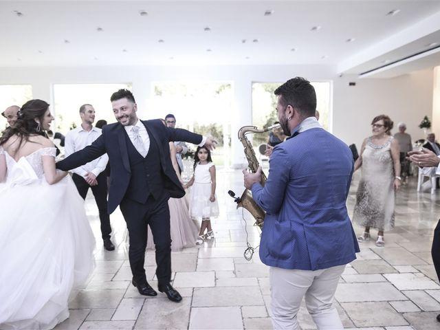 Il matrimonio di Denny e Nunzia a Carpino, Foggia 41