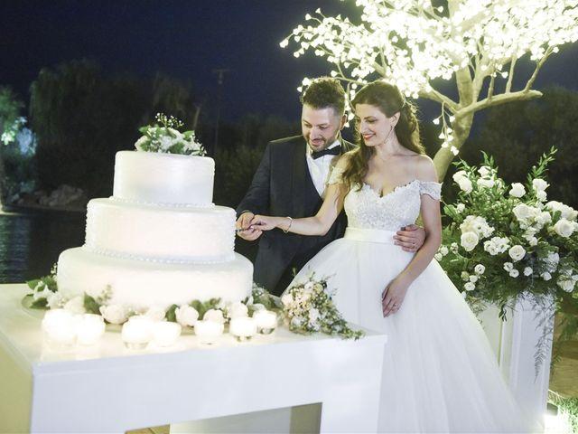 Il matrimonio di Denny e Nunzia a Carpino, Foggia 43
