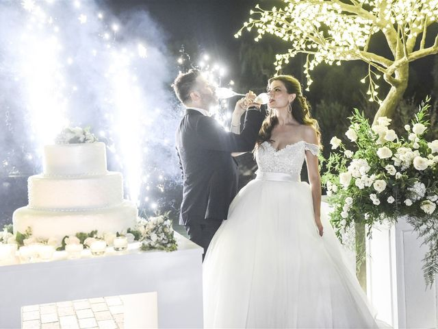 Il matrimonio di Denny e Nunzia a Carpino, Foggia 44