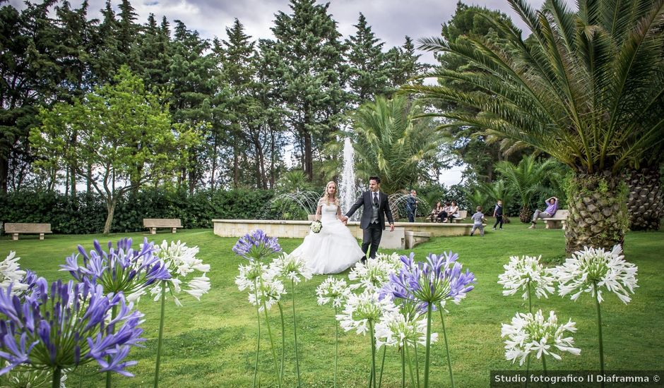 Il matrimonio di Giovanni e Carmen a Campomaggiore, Potenza