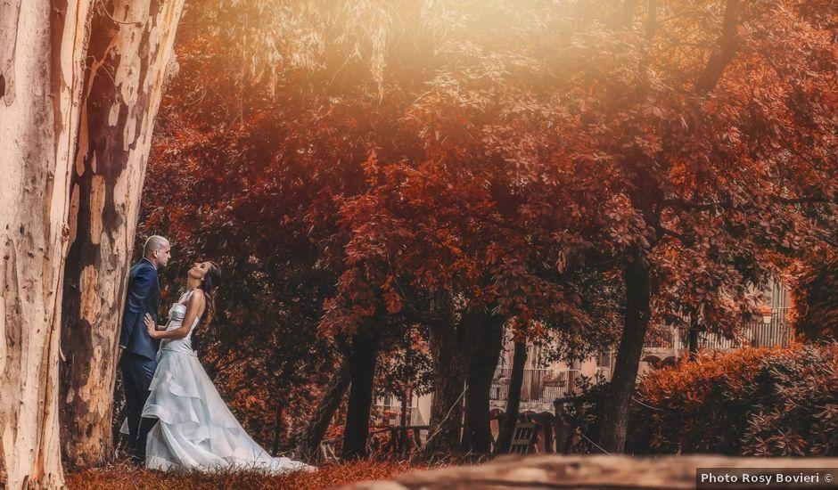 Il matrimonio di Luca e Elisa a Frosinone, Frosinone