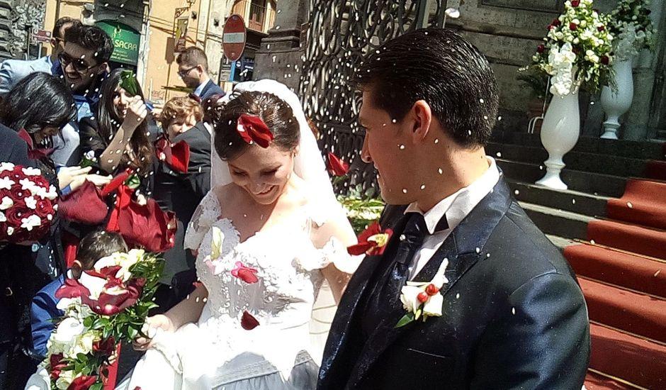 Il matrimonio di Gianluca  e Simona  a Catania, Catania