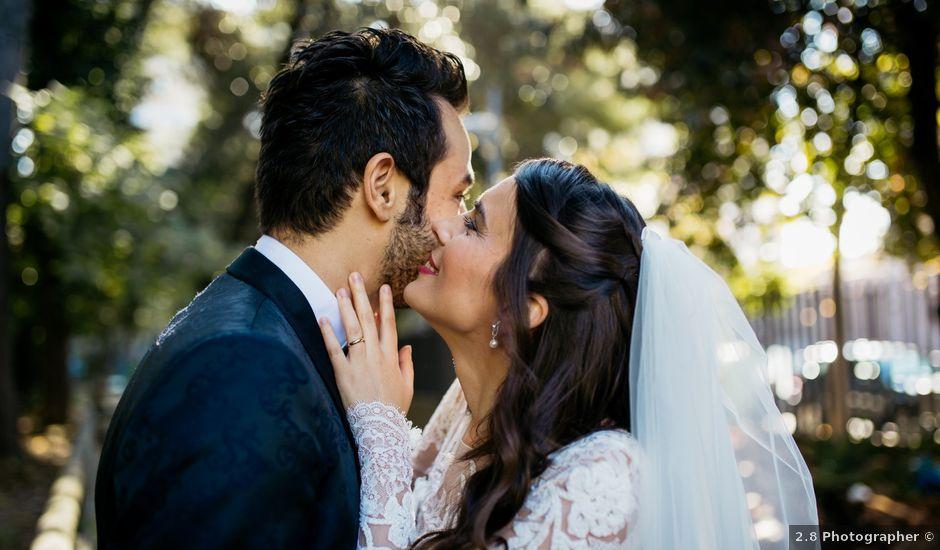Il matrimonio di Maurizio e Agnieska a Città Sant'Angelo, Pescara