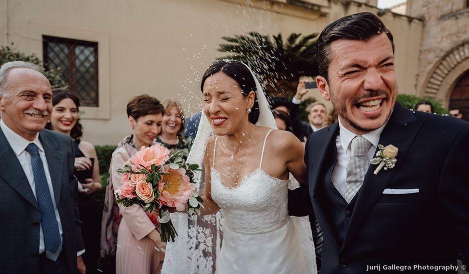Il matrimonio di Antonio e Gloria a Palermo, Palermo