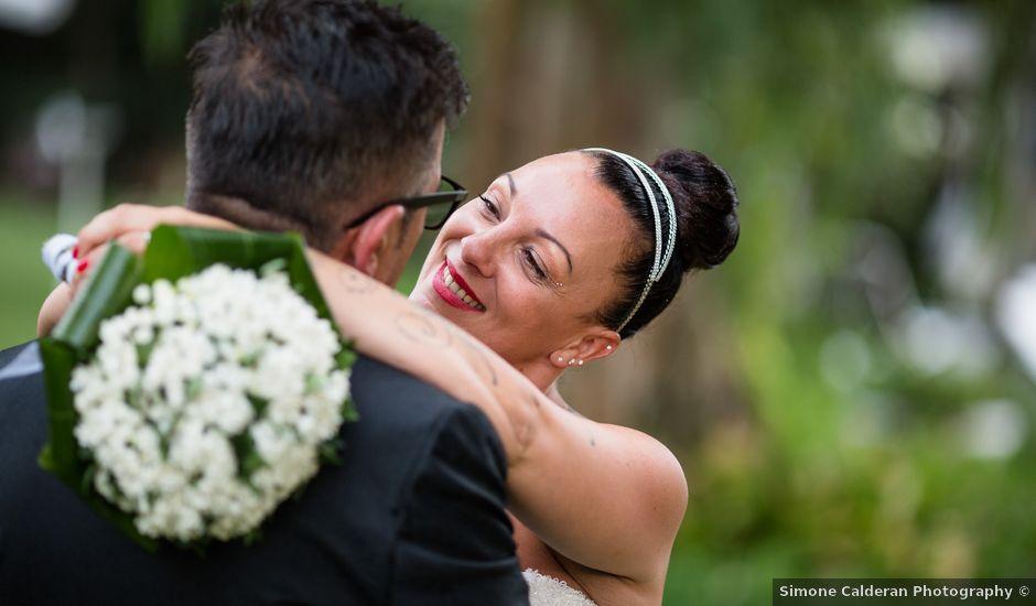 Il matrimonio di Massimo e Margherita a Sabaudia, Latina