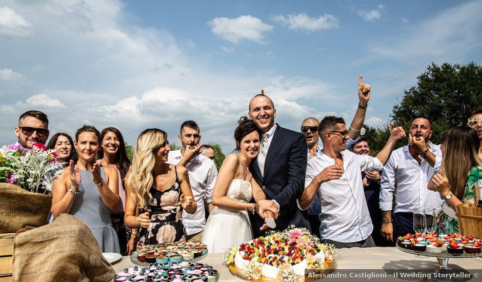 Il matrimonio di Thomas e Ilaria a Gaggiano, Milano
