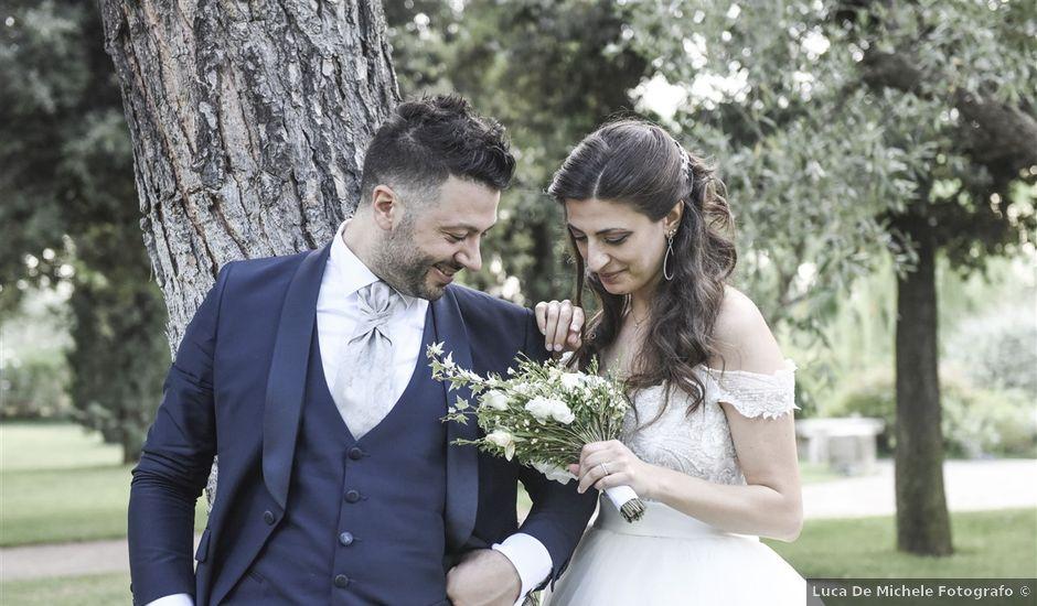 Il matrimonio di Denny e Nunzia a Carpino, Foggia