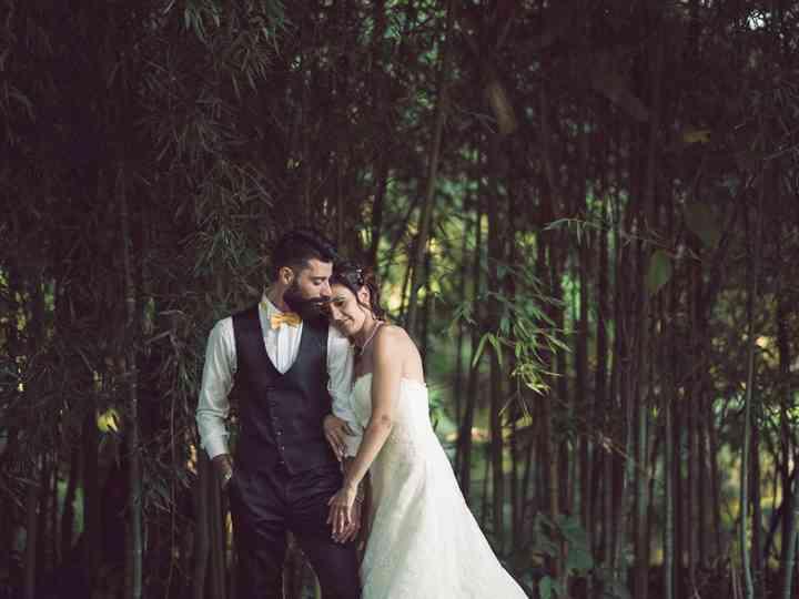 Le nozze di Paola e Enrico