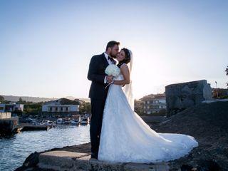 Le nozze di Simona e Peppe