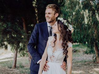 Le nozze di Ilaria e Iurii