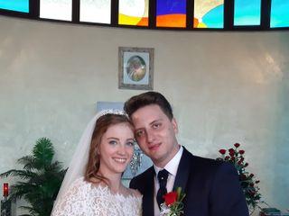 Le nozze di Elena e Federico 2