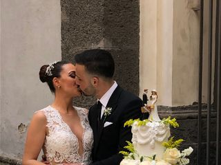Le nozze di Federica e Luigi 1