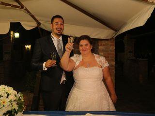 Le nozze di Amanda e Salvatore