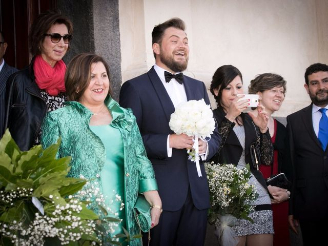 Il matrimonio di Peppe e Simona a Acireale, Catania 20