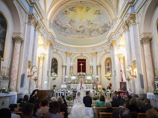 Il matrimonio di Peppe e Simona a Acireale, Catania 23