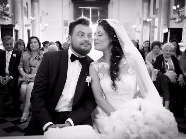 Il matrimonio di Peppe e Simona a Acireale, Catania 30