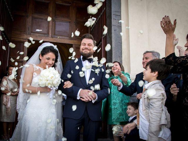 Il matrimonio di Peppe e Simona a Acireale, Catania 34