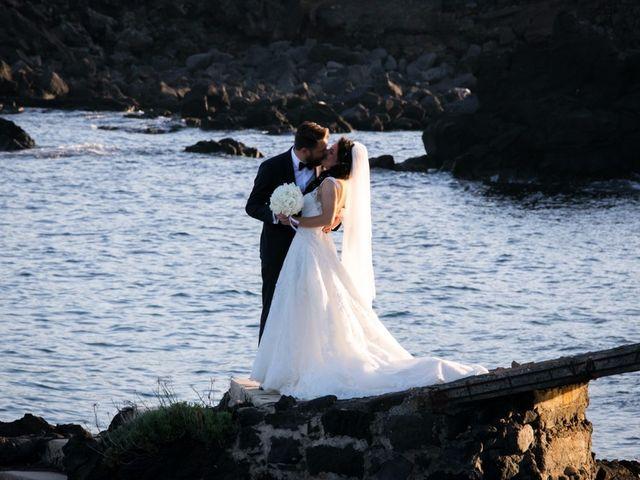 Il matrimonio di Peppe e Simona a Acireale, Catania 35