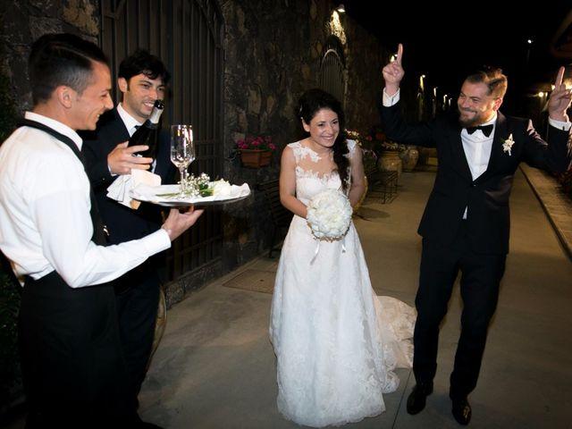 Il matrimonio di Peppe e Simona a Acireale, Catania 41