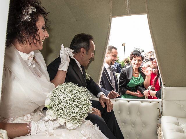 Il matrimonio di Raffaele e Marzia a Avigliano, Potenza 8