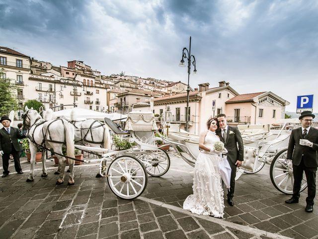 Il matrimonio di Raffaele e Marzia a Avigliano, Potenza 10
