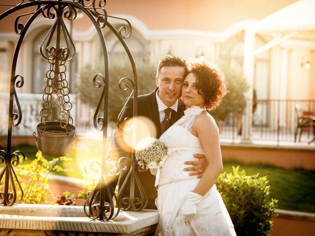 le nozze di Marzia e Raffaele