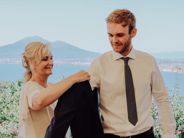 Il matrimonio di Iurii e Ilaria a Castellammare di Stabia, Napoli 3