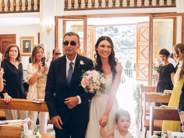 Il matrimonio di Iurii e Ilaria a Castellammare di Stabia, Napoli 25