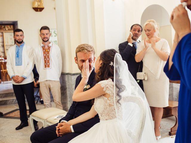 Il matrimonio di Iurii e Ilaria a Castellammare di Stabia, Napoli 26