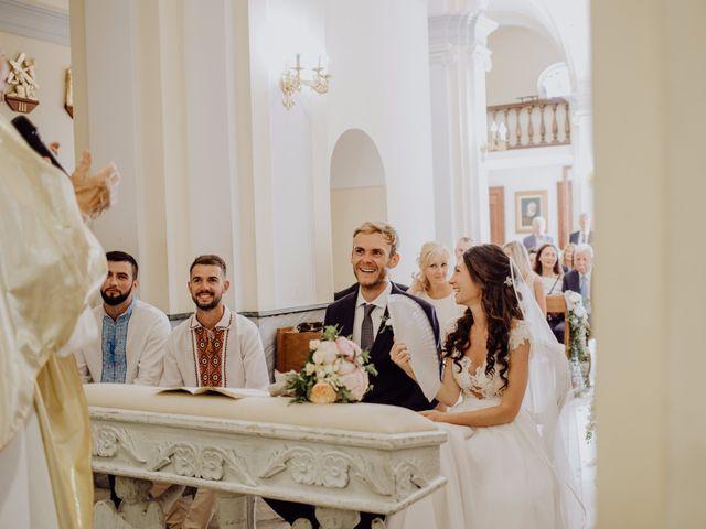 Il matrimonio di Iurii e Ilaria a Castellammare di Stabia, Napoli 28