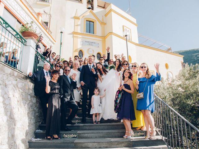 Il matrimonio di Iurii e Ilaria a Castellammare di Stabia, Napoli 32