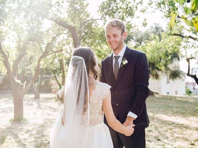 Il matrimonio di Iurii e Ilaria a Castellammare di Stabia, Napoli 33