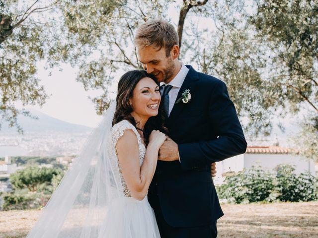 Il matrimonio di Iurii e Ilaria a Castellammare di Stabia, Napoli 35