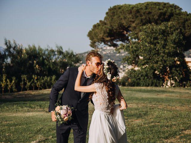 Il matrimonio di Iurii e Ilaria a Castellammare di Stabia, Napoli 45
