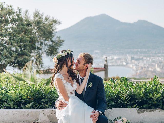 Il matrimonio di Iurii e Ilaria a Castellammare di Stabia, Napoli 46