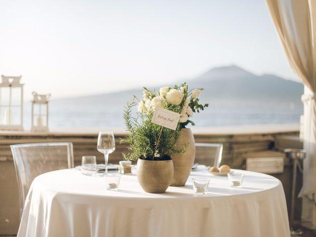 Il matrimonio di Iurii e Ilaria a Castellammare di Stabia, Napoli 50