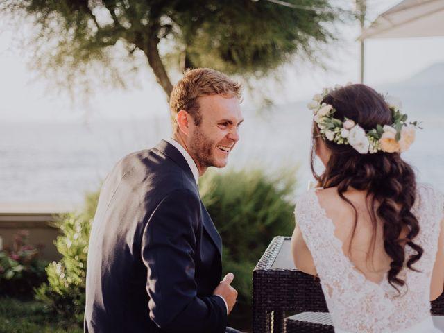 Il matrimonio di Iurii e Ilaria a Castellammare di Stabia, Napoli 53