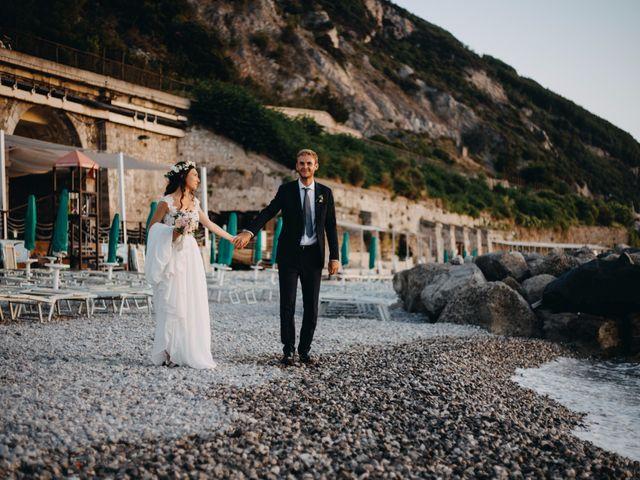 Il matrimonio di Iurii e Ilaria a Castellammare di Stabia, Napoli 58