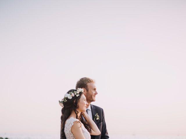 Il matrimonio di Iurii e Ilaria a Castellammare di Stabia, Napoli 61