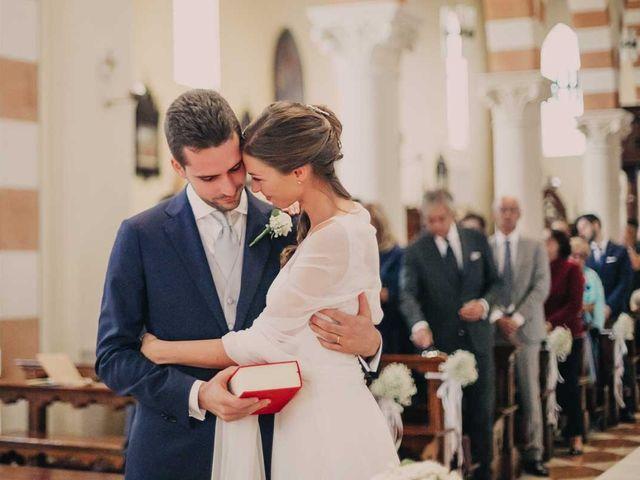 Il matrimonio di Alberto e Valentina a Martellago, Venezia 16