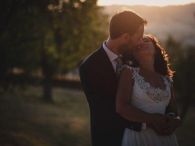 le nozze di Rossana e Luca