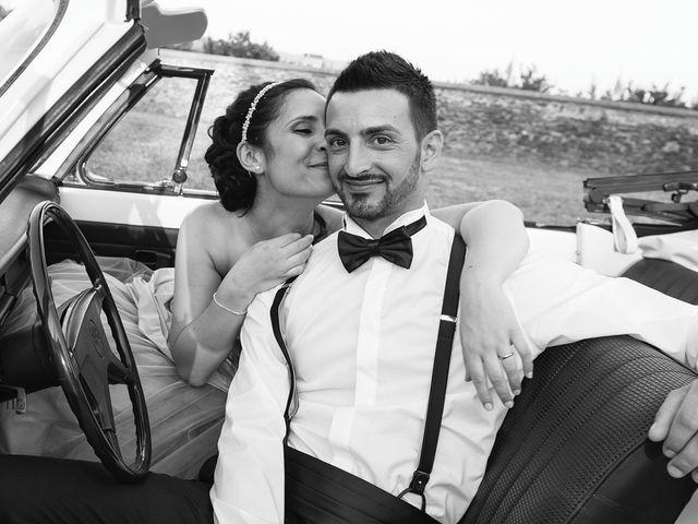 le nozze di Samuela e Alessio