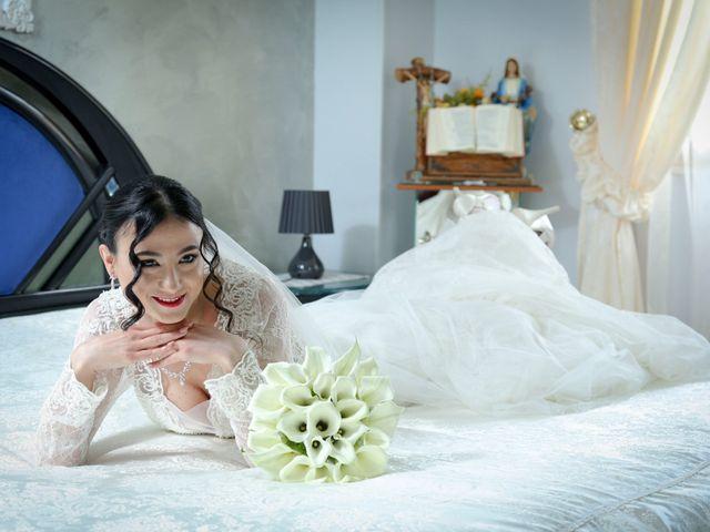 Il matrimonio di Vincenzo e Carla a Avellino, Avellino 13