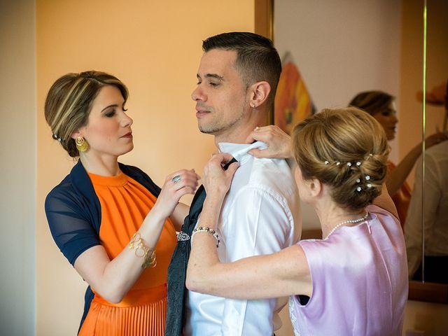Il matrimonio di Matteo e Arianna a Cinisello Balsamo, Milano 2