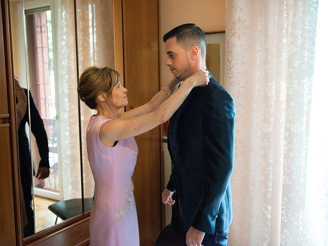 Il matrimonio di Matteo e Arianna a Cinisello Balsamo, Milano 3